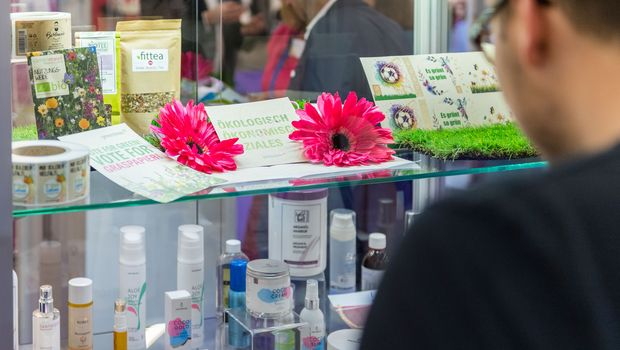 Impressionen von der Cosmetic Business 2019